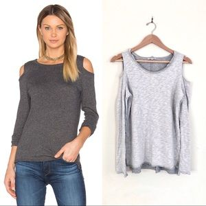 {REVOLVE Nation LTD} Olivia Cold Shoulder Sweater